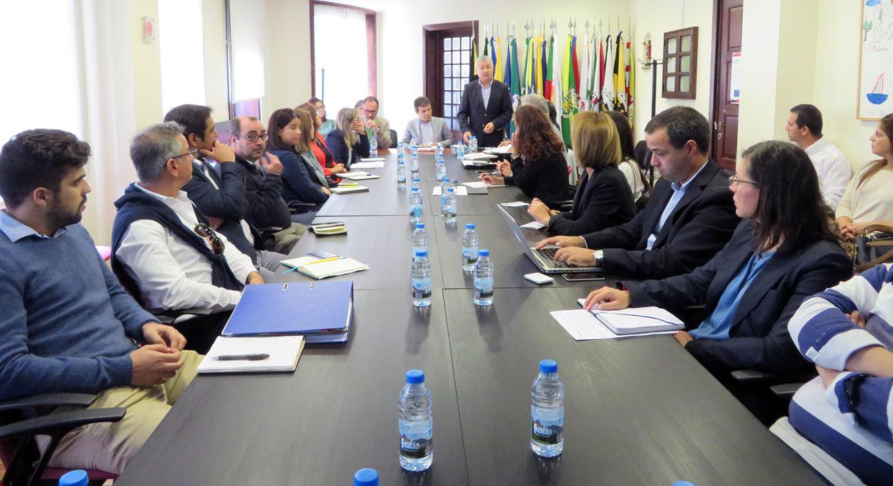 Reunião da Comissão Local de Acompanhamento – Área Metropolitana do Porto